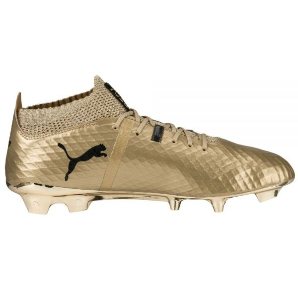 One Gold FG Firm Ground Football Boot