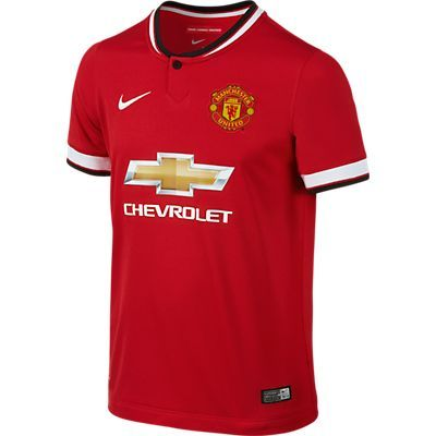 Nike Manchester United Home Stadium Jersey Youth 2014