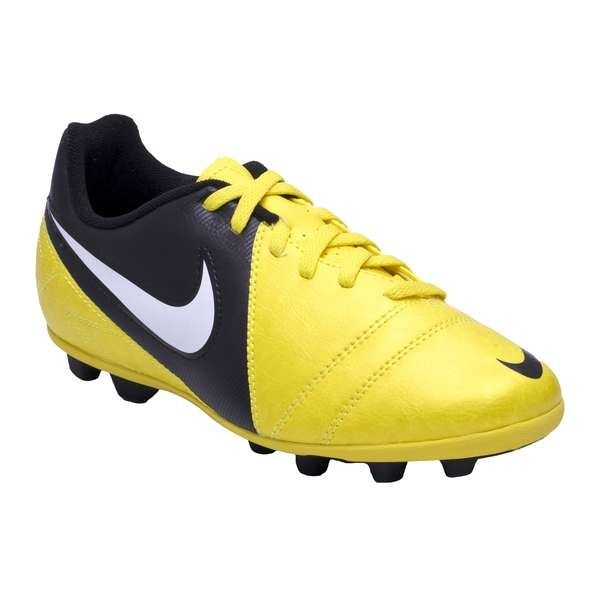 Nike JR CTR360 Enganche III FG-R Yellow-Black