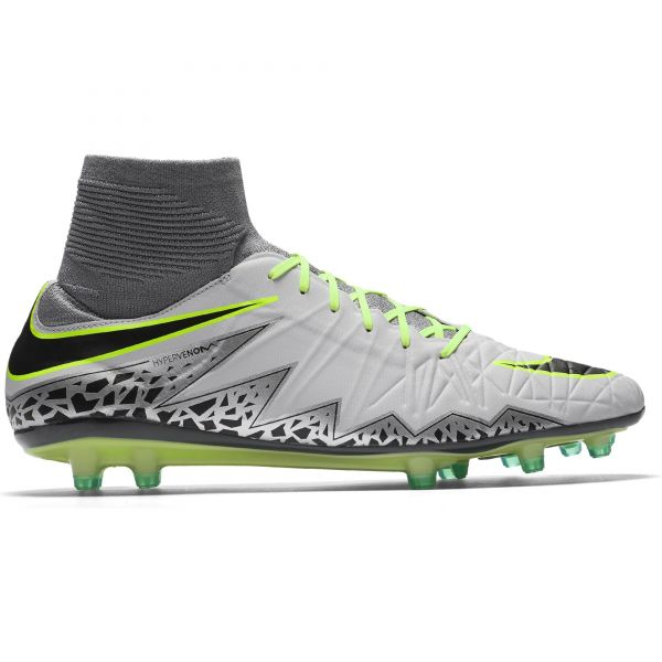 Fabricante provocar ángulo  Nike Men's HyperVenom Phatal II Dynamic Fit (FG) Firm-Ground Football Boot