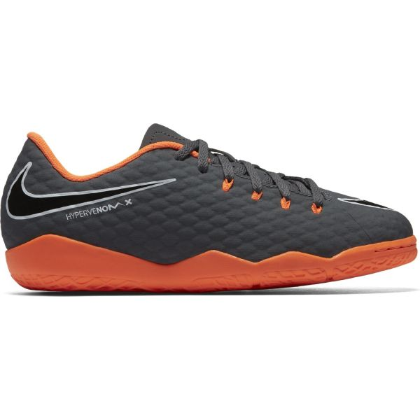Mierda resistirse explosión  Nike Kids' Jr. Hypervenom PhantomX 3 Academy (IC) Indoor-Competition  Football Boot
