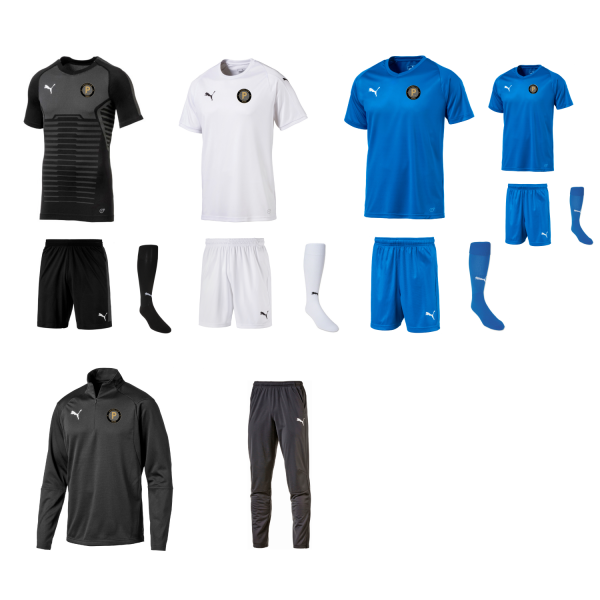 FC Prime Academy/Select Package Boys/Men 2018