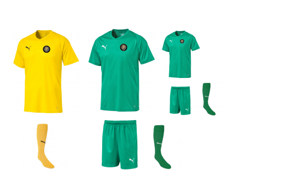 FC Prime Goalkeeper Package 2 Youth (UNISEX) 2018