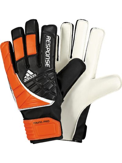 adidas response Young Pro Black-Orange