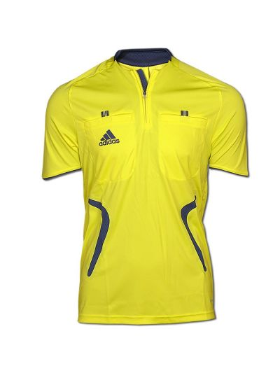 adidas Referee Jersey Lemon Peel