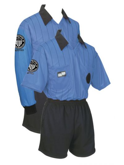 Official USSF Economy SS Referee  Shirt