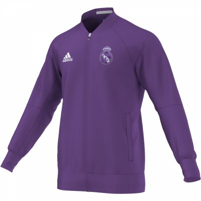 Adidas Men's Real Madrid Anthem Away Jacket