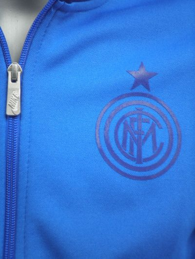 Nike Inter Milan Authentic N98 Soccer Track Top