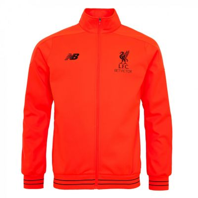 New Balance Liverpool Elite Training Walk Out Jacket