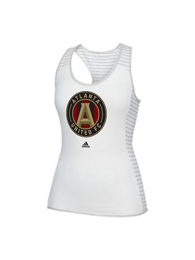 adidas Atlanta United FC Tank Top White