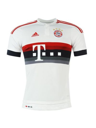 adidas Bayern Munich Away Jersey Youth 2016