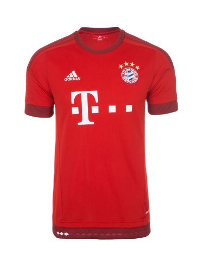 adidas Bayern Munich Home Jersey Youth 2015