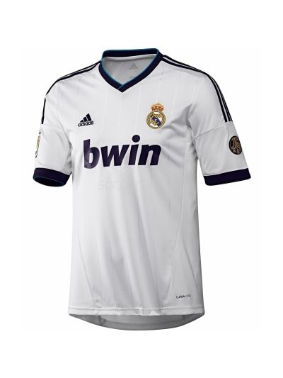 adidas Real Madrid Home Jersey 2012