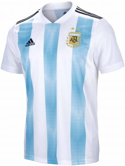 adidas Men's Argentina Home Jersey 17/18