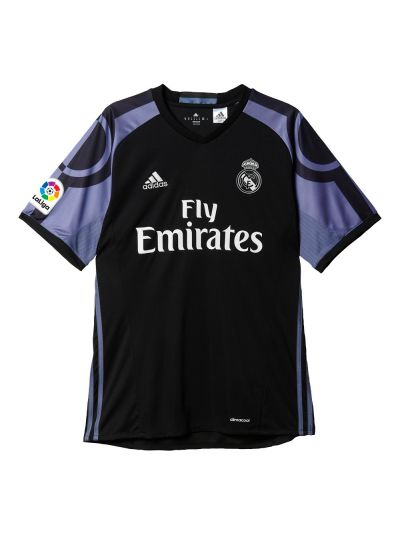 adidas Real Madrid Third Jersey Youth 16/17