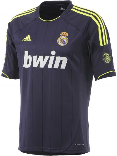 adidas Real Madrid Away Jersey 2012/13