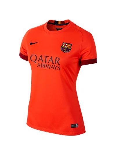 Nike Barcelona Away Stadium Jersey 2014