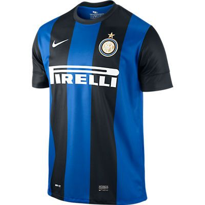 Nike Inter Home Jersey 2012