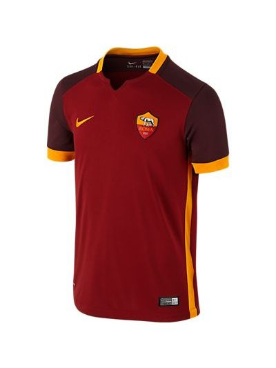 Nike Roma Home Stadium Jersey Youth 2016