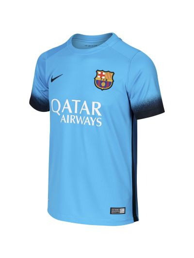 Nike Barcelona 3rd Stadium Jersey Youth 2016