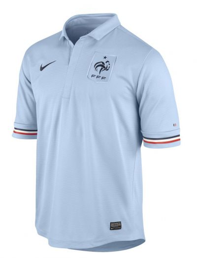 Nike France S/S Away Jersey 2013