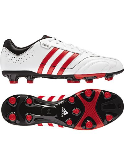 adidas 11 Nova Trx FG White-Red