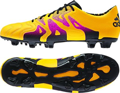 adidas X 15.1 FG/AG Leather Gold
