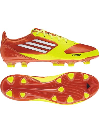 adidas F30 TRX FG Orange-Electricity