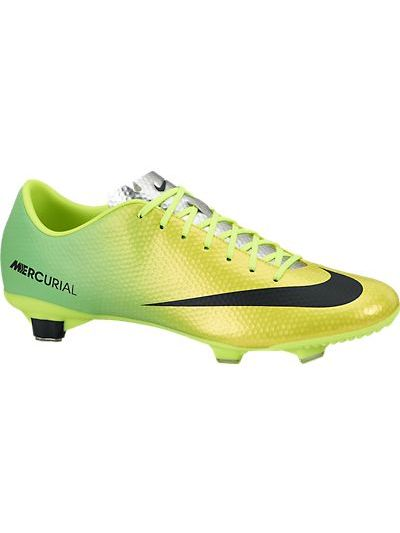 Nike Mercurial Veloce FG Yellow-Lime