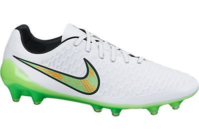 Nike Magista Opus FG White Poison Green