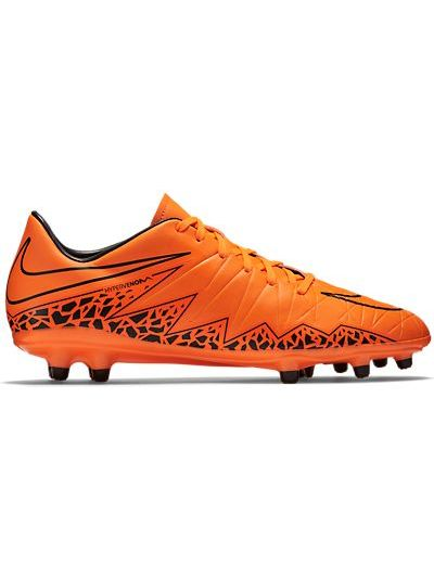 Nike HyperVenom Phelon II  FG Total Orange