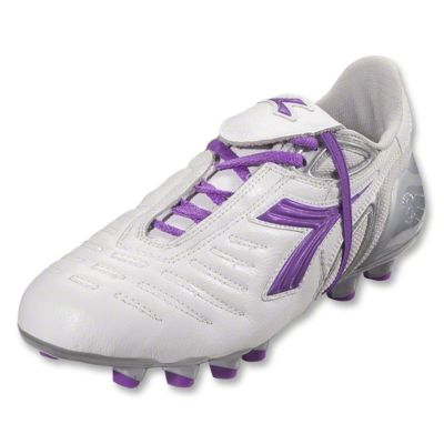 Diadora Women's Maracana Md PU FG Firm Ground Football Boots