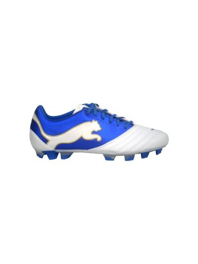 Puma POWERCAT 2.12 FG White-Royal