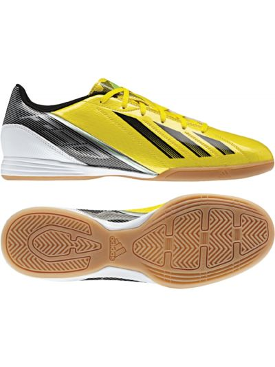 adidas F10 IN Yellow-Black