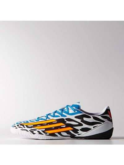 adidas F10 IN Messi WC Battle Pack