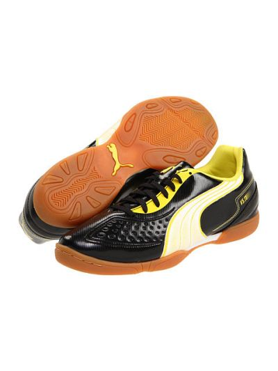 Puma v5.11 IT Black-White-Yellow