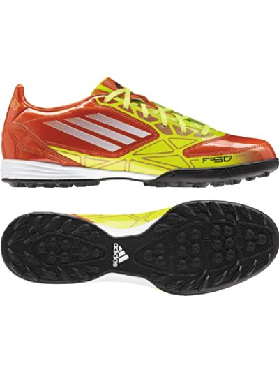adidas F10 TRX TF Orange-Electric