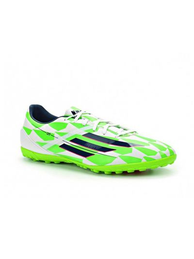 adidas F10 TF White-Green