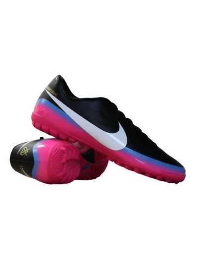 Nike Mercurial Victory III TF Black-Blue