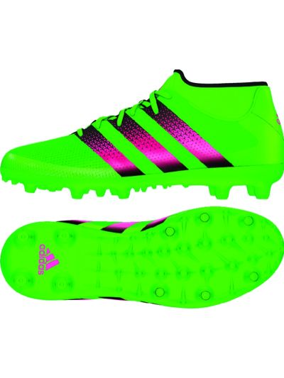 adidas Youth Ace 16.3 Primemesh FG/AG Firm-Ground Football Boot