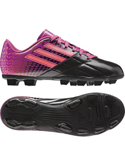 adidas Neoride Trx FG J Black-Pink Youth