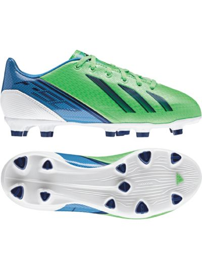 adidas F30 Trx FG JR Green-Blue