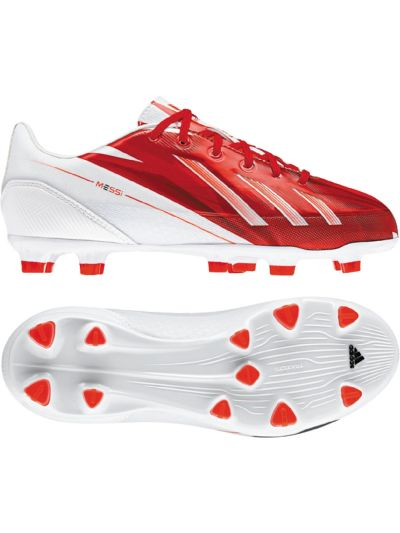 adidas F30 Trx FG JR White-Orange