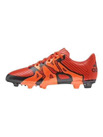 adidas X 15.3 FG/AG Jr Solar Orange