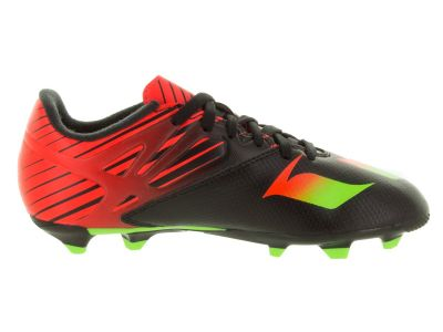 adidas Messi 15.3 J Black Solar Green