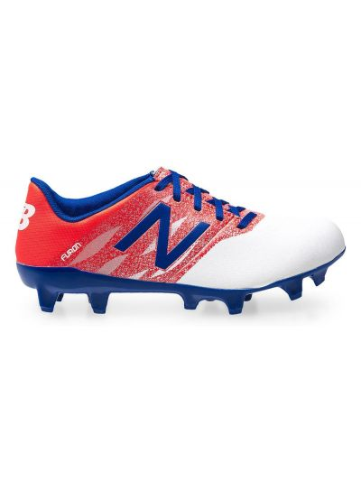 New Balance Furon Dispatch FG JR White-Flame