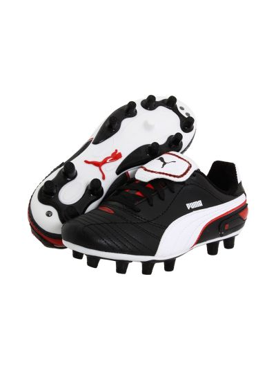 Puma Esito Finale R HG Jr Black-Red
