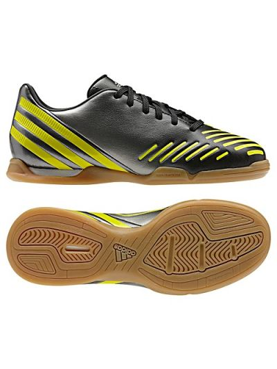 adidas Predator Absolado LZ IN Jr Black-Lime