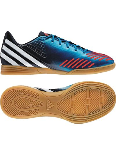 adidas Predito LZ IN Jr Blue-Black-Red