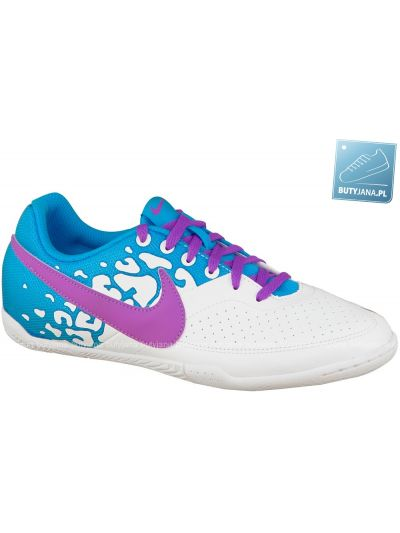 Nike Jr Elastico II White Blue Purple